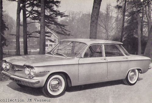Corvair F 1961