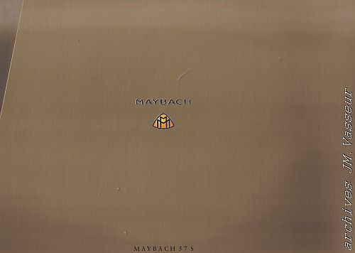 Maybach 57 S 2006