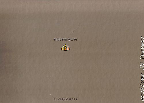 Maybach 57 S.2 2006