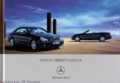 CLK  Coupe - Cabriolet   F  (c)   04.2007