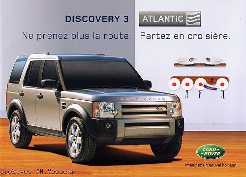Discovery 3 Atlantic F (d) 04.2006