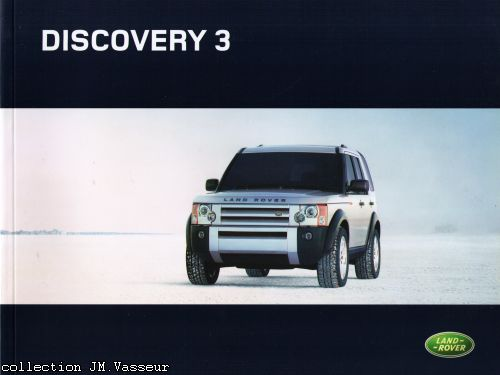 Discovery 3   F  (c)  07.2005