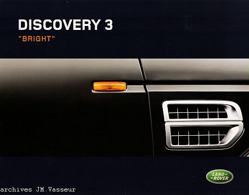 Discovery Bright F (d) 01.2006