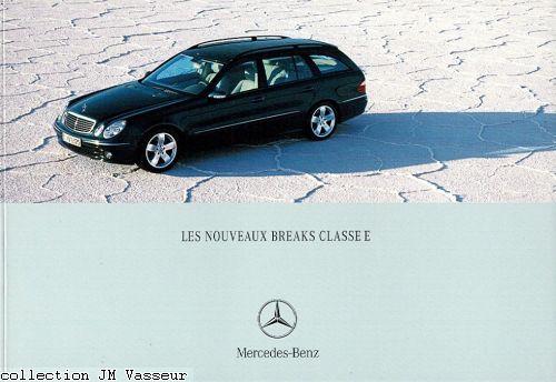 classe E breack F (c) 01.2003