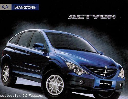Actyon F (c) 04.2007
