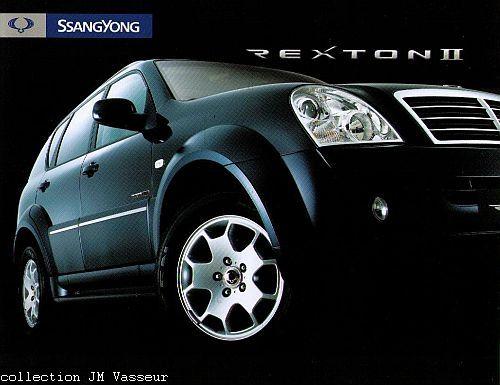 Rexton II  F  (c)   04.2007
