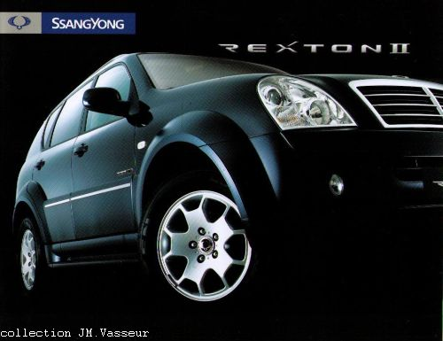 Rexton II  F  (c)   09.2007