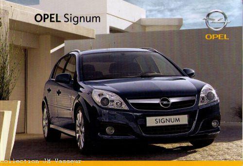 Signum CH  fr  (c)  01.2007