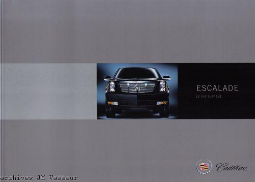 Escalade  F   (c)  2007
