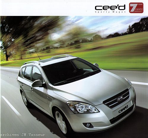 Cee'd Sporty Wagon  CH  ang   (d)   03.2007