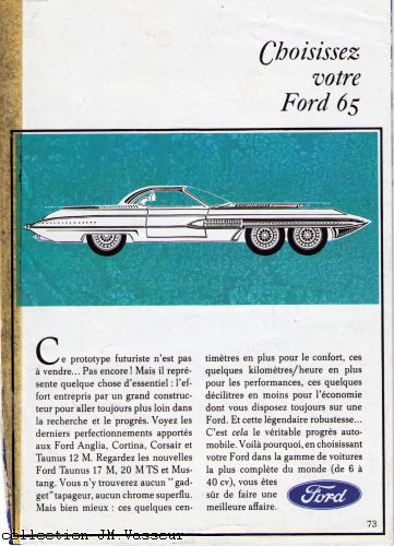 Gamme 1965