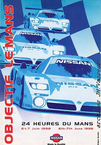 Nissan_F_ d_LeMans_1998