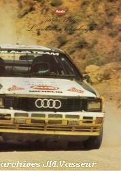 1980-1990 L'accélération technologique