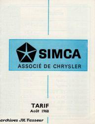 Simca_F_tarif_08.1968