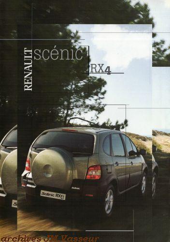 Renault Scenic RX4