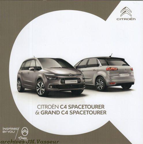 Citroën C4 Spacetourer / Grand C4 Spacetourer
