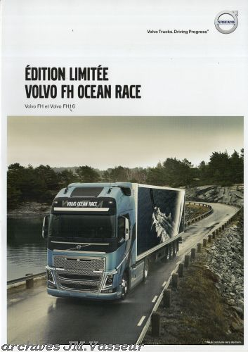Volvo Trucks FH OCEAN RACE
