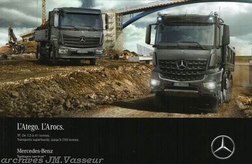 Mercedes-Benz Atego / Arocs
