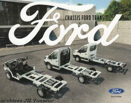 Ford Transit Châssis