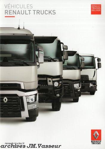 Renault Trucks Gamme Renault Trucks