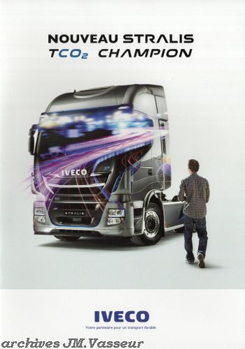 Iveco Stralis XP TCO2 CHAMPION