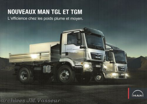 MAN Truck TGL / TGM