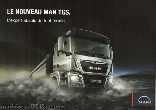 MAN Truck TGS