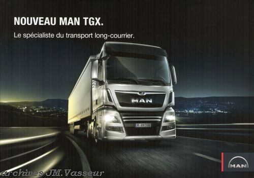 MAN Truck TGX