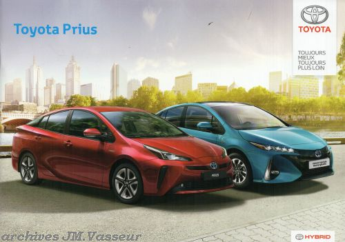 Toyota Prius Hybride  / Hybride Rechargeable