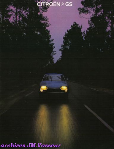 Citroën GS AM 1978