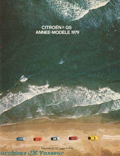 Citroën GS AM 1979