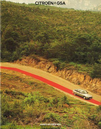 Citroën GSA AM 1980