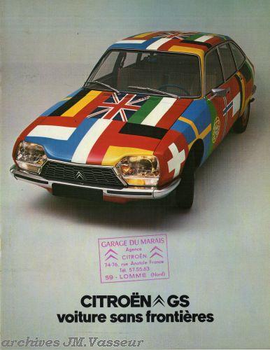 Citroën GS AM 1972