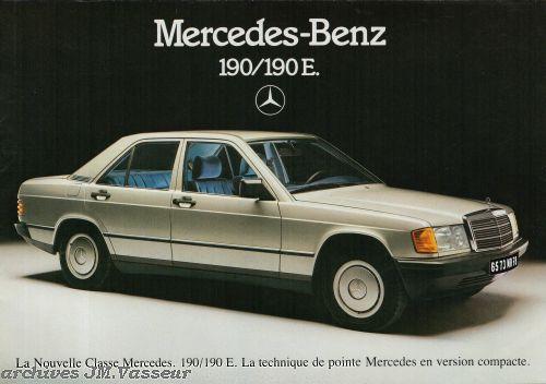Mercedes-Benz 190 / 190 E