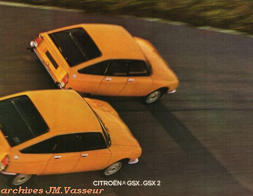 Citroën GSX / GSX 2
