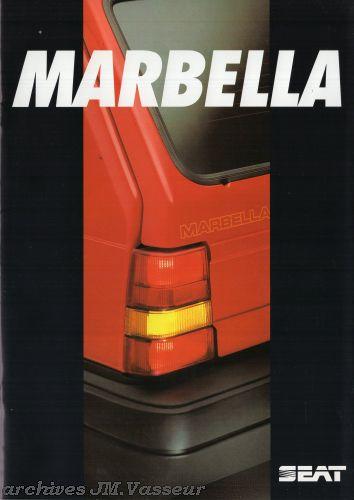 Seat Marbella