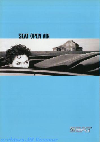 Seat Ibiza OPEN AIR
