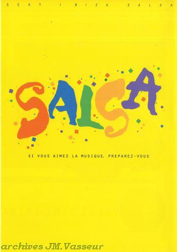 Seat Ibiza SALSA