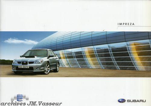 Subaru Impreza 4WD