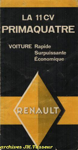 Renault Primaquatre