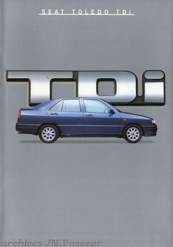 Seat Toledo TDI
