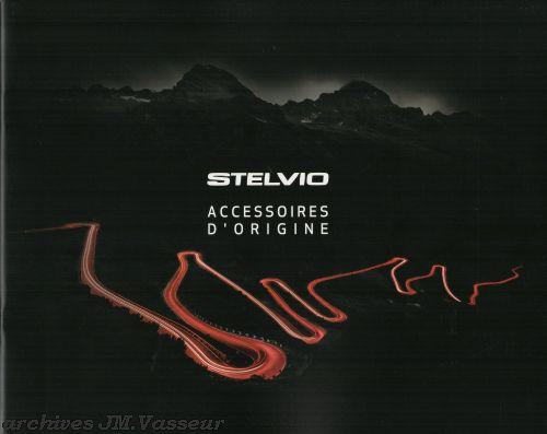 Alfa Romeo Stelvio : Accessoires