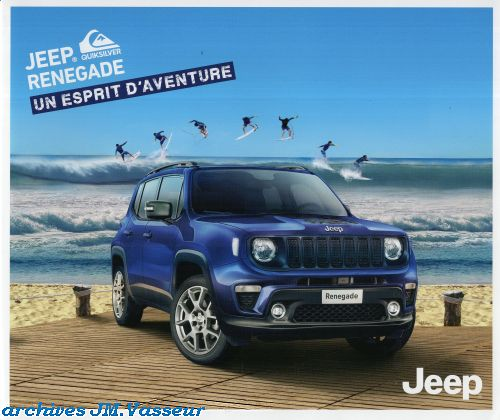 Jeep®Renegade QUIKSILVER