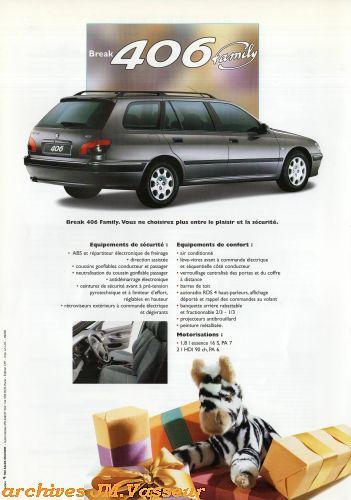 Peugeot 406 Break FAMILY