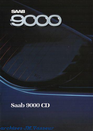 Saab 9000 CD 1988
