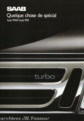 Saab 9000 / 900