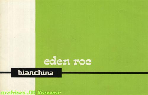 Autobianchi Bianchina Eden Roc