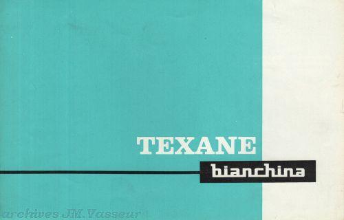 Autobianchi Bianchina Texane