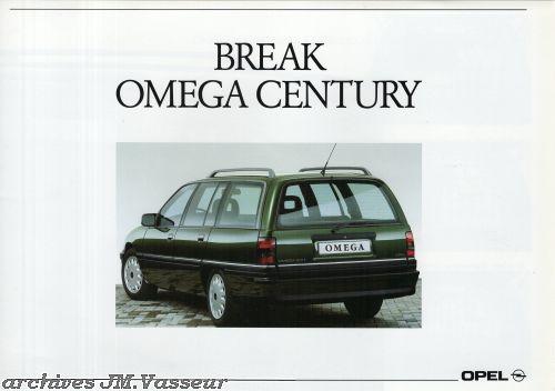 Opel Omega Break CENTURY
