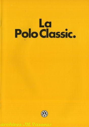 Volkswagen Polo CLASSIC